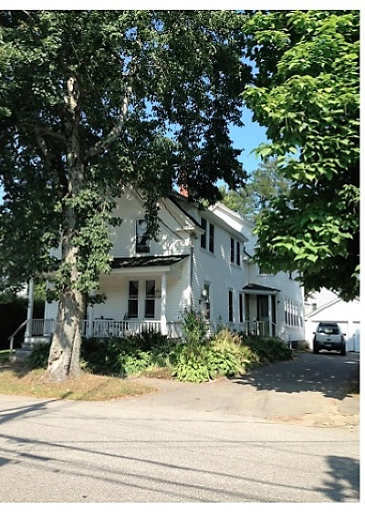 Exeter Multi Family Home Active Under Contract: 55 Washington Street