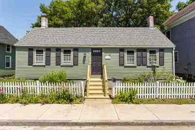 Portsmouth Single Family Home For Sale: 39 Cass Street