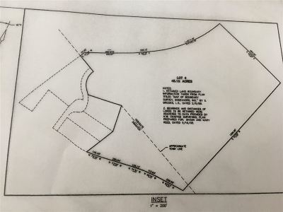 Highgate Residential Lots & Land For Sale: Lot 4 Endeavor/Waugh Farm Road