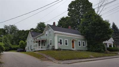 Multi Family Home Sold: 54 Franklin St.