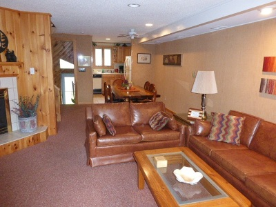 Cambridge Condo/Townhouse For Sale: Creekside 26 At Smugglers Notch Resort #26
