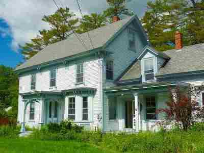 Lyndon Single Family Home For Sale: 48 Cross Street