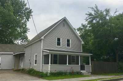Concord Single Family Home For Sale: 47 Penacook Street