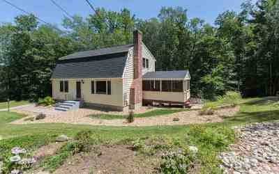 Hudson Single Family Home Active Under Contract: 49 Gowing Road