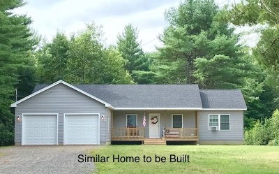 Rochester Single Family Home For Sale: 166 Haven Hill Road