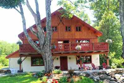 Calais Single Family Home For Sale: 86 Blackberry Ridge Road