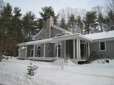 South Berwick Single Family Home For Sale: 137 York Woods Road