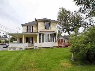 Littleton Single Family Home For Sale: 580 Union Street