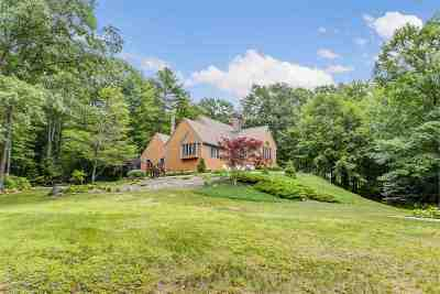 Holderness Single Family Home Active Under Contract: 105 Sargent Road