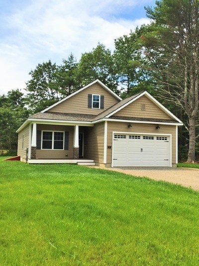 Wells Single Family Home For Sale: 0 Rabbit Run The Forest #68