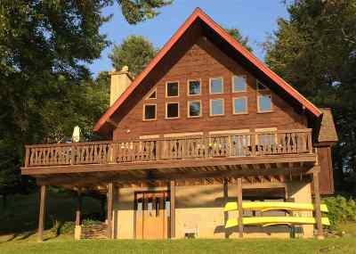 Castleton Single Family Home For Sale: 217 Johnson-Spooner Road