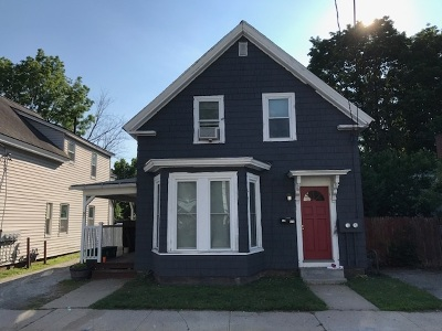 Nashua Multi Family Home Active Under Contract: 97 Chestnut Street