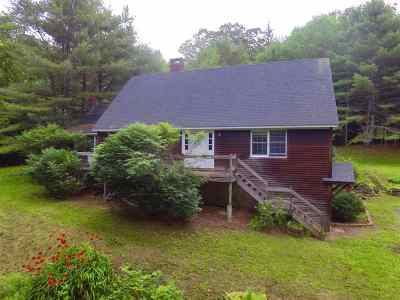 Woodstock Single Family Home Active Under Contract: 248 Sawyer Road