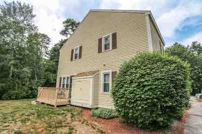Concord Condo/Townhouse Active Under Contract: 58 Branch Turnpike #27