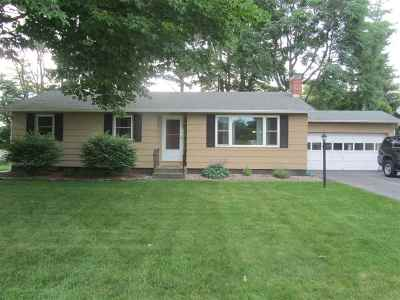 Fair Haven Single Family Home Active Under Contract: 7 Lewis Lane
