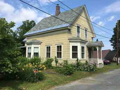 Haverhill Single Family Home For Sale: 6 Chapel Street #6