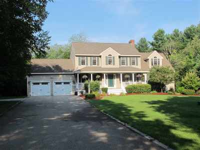 Litchfield Single Family Home For Sale: 23 Brickyard Drive