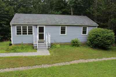 Raymond Single Family Home Active Under Contract: 9 Ham Road