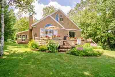 Caledonia County Single Family Home For Sale: 38 Hosmer Brook Drive