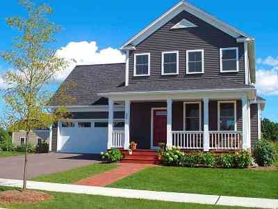 South Burlington Single Family Home For Sale: 79 Churchill Street #55