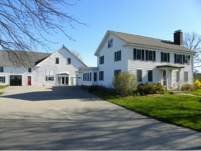 Stratham Single Family Home Active Under Contract: 271 Portsmouth Avenue