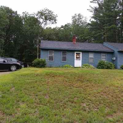 Raymond Single Family Home Active Under Contract: 16 A Clover Court #A