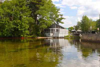 Newbury Single Family Home For Sale: 965 Route 103