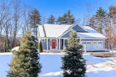 Londonderry Single Family Home Active Under Contract: 22 Calla Road