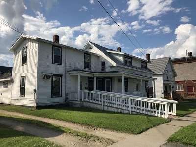 Lyndon Multi Family Home For Sale: 35 Elm Street