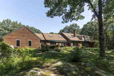 Durham Single Family Home For Sale: 146 Durham Point Road