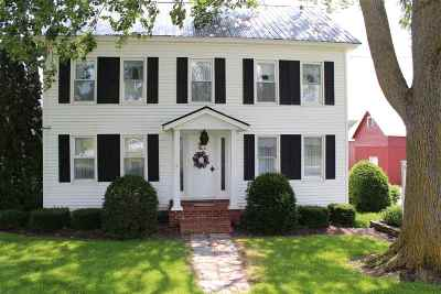 Fairfield Single Family Home For Sale: 143 South Road