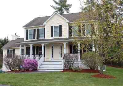 Nashua Single Family Home For Sale: 36 Hibiscus Way