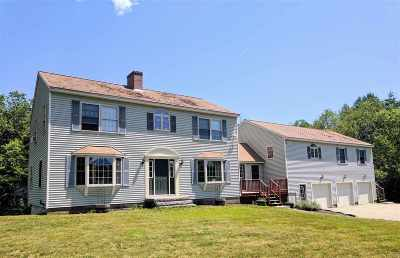 Strafford Multi Family Home For Sale: 135 Sloper Road