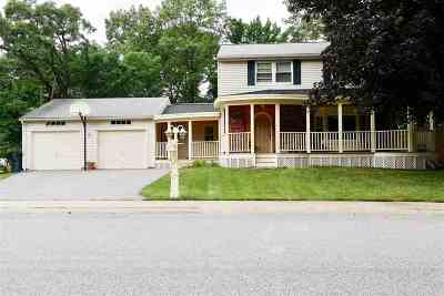Nashua Single Family Home For Sale: 13 Nightingale Road
