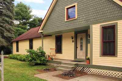 Milford Single Family Home For Sale: 16 Lewis Street