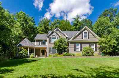 Bedford Single Family Home For Sale: 87 Newfane Road