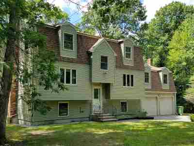 Bow Single Family Home Active Under Contract: 10 Hope Lane