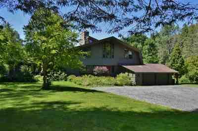 Hanover Single Family Home For Sale: 55 Trescott Rd