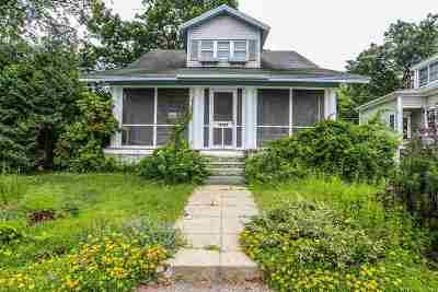 Manchester Single Family Home For Sale: 512 Coolidge Avenue