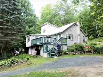 Single Family Home Sold: 808 Nh Route 175