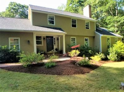 Bedford Single Family Home For Sale: 307 North Amherst Road