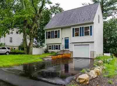 Nashua Single Family Home Active Under Contract: 65 King Street