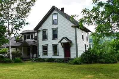 Rumney Single Family Home For Sale: 220 Quincy Road