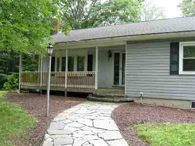 Amherst Single Family Home For Sale: 12 Northfield Road
