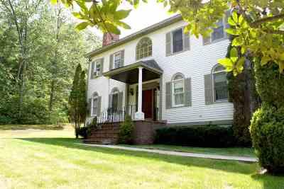 Amherst Single Family Home For Sale: 6 Farmington Road