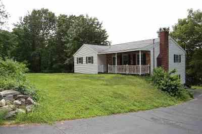 Salem Single Family Home For Sale: 96 Bridge Street