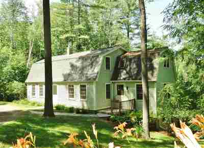 Norwich Single Family Home Active Under Contract: 266 Kerwin Hill Rd