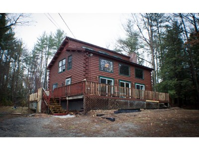 Weare Single Family Home For Sale: 123 Colby Rd