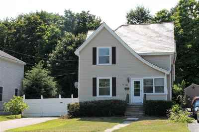 Manchester Single Family Home For Sale: 320 Mammoth Road