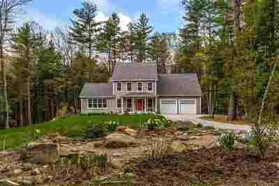 Bow Single Family Home Active Under Contract: 48 Robinson Road
